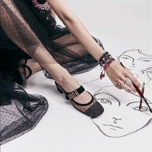 c782b6b7c65 Dior Shoes - Dior Baby-D Ballet Pump SS18